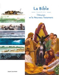 Cover of « Les grands récits de la Bible »