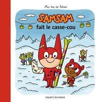 Cover of «Samsam fait le casse-cou»