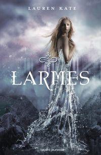 Couverture «Larmes»