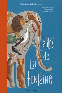 Couverture «Fables de La Fontaine»