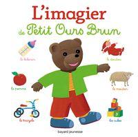 Cover of «L'imagier de Petit Ours Brun»