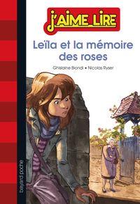 Couverture «Leila et la mémoire des roses»