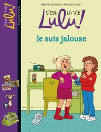 Cover of «Je suis jalouse»