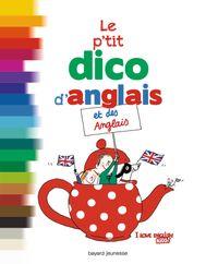 Cover of «Le petit dico d'anglais et des Anglais»