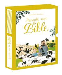 Couverture «Raconte-moi la Bible – coffret»