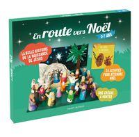 Couverture «En route vers Noël (3-7 ans)»