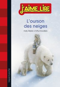 Cover of « L'ourson des neiges »