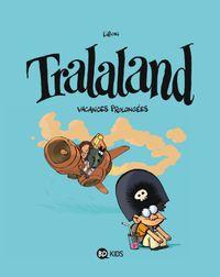Cover of «Vacances prolongées»