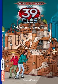 Couverture « L'ultime sacrifice »