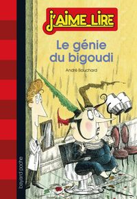 Cover of «Le génie du bigoudi»