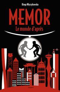 Couverture «Memor, le monde d'après»