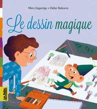 Cover of «Le dessin magique»