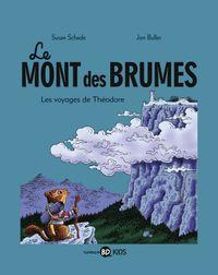 Couverture «Les voyages de Théodore»