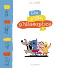 Cover of « Les p'tits philosophes »