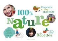 Couverture «100 % nature»