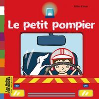 Cover of « Le petit pompier »