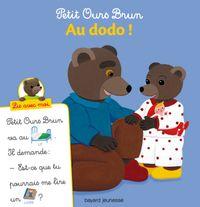 Couverture «Petit Ours Brun, Lis avec moi – Au dodo !»