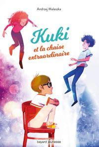 Couverture «Kuki et la chaise extraordinaire»