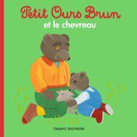 Couverture «Petit Ours Brun et le chevreau»