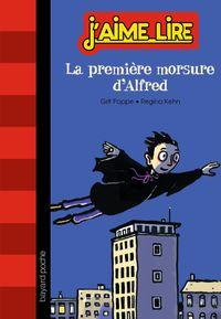 Couverture «La première morsure d'Alfred»