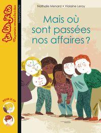Cover of «Mais où sont passées nos affaires ?»
