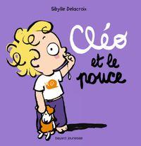 Cover of «Cléo et le pouce»