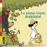 Couverture «Le pique-nique magique»