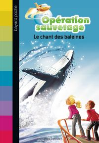 Cover of « Le chant des baleines »