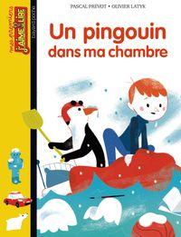 Couverture «Un pingouin dans la chambre»