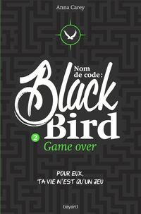 Couverture «Game over»