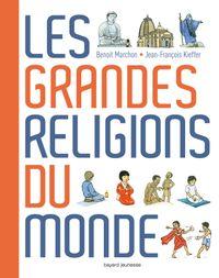 Couverture «Les grandes religions du monde»