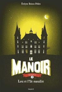 Cover of «LOU ET L'ÎLE MAUDITE»