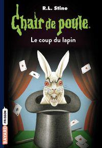 Couverture «Le coup du lapin»