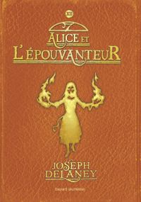 Couverture «Alice et l'Épouvanteur»