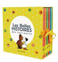 Couverture «Coffret Les Belles Histoires des tout-petits»
