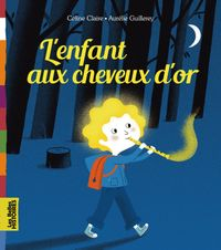 Cover of « L'enfant aux cheveux d'or »