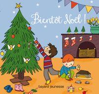 Cover of «Bientôt Noël !»