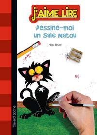 Couverture «Sale Matou a des ennuis»
