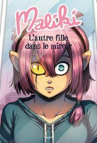 Cover of «L'autre fille dans le miroir»