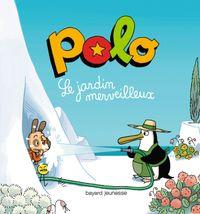 Cover of «Le jardin merveilleux»