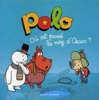 Cover of «Où est passé le nez d'Oscar ?»