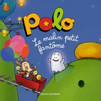 Cover of «Le malin petit fantôme»