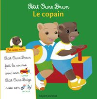 Couverture «Petit Ours Brun, Lis avec moi – Le copain»