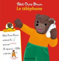 Couverture «Petit Ours Brun, Lis avec moi – Le téléphone»