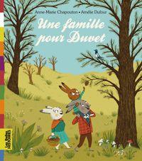 Couverture «Une famille pour Duvet»