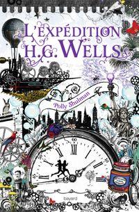 Couverture «L'expédition H.G. Wells»