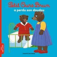 Couverture «Petit Ours Brun a perdu son doudou»