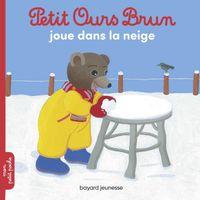 Couverture «Petit Ours Brun joue dans la neige»