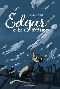 Couverture «Edgar et les 999 âmes»