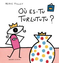 Cover of « Où es-tu Turlututu ? »